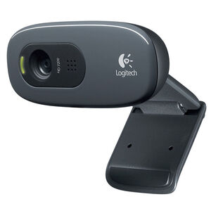 WEBCAM LOGITECH HD C270        247645