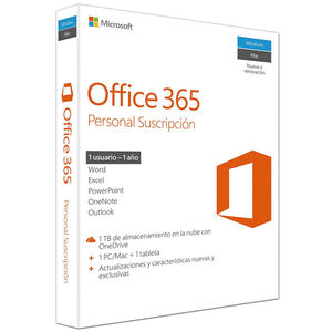SOFTWARE MICROSOFT 365 PERSONAL 247662