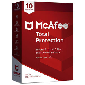 SOFTWARE MCAFEE TOTAL PROTECTION 247664