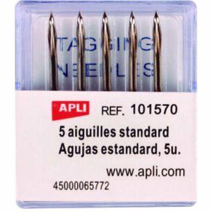 APLI AGUJAS ETIQUETADORA TEXTIL APLI /5UD 101570 MAK247720