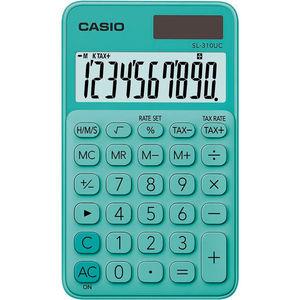 CASIO CALCULADORA CASIO SL310UC VERDE SL-310UC-GN MAK247852