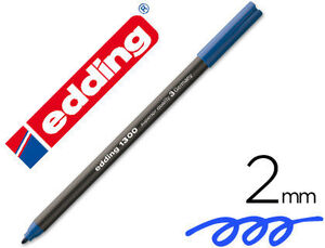 EDDING ROTULADOR EDDING 1300 AZUL 101300-03 AZU MAK080214