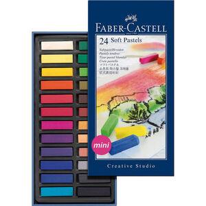 EDDING PASTEL BLANDO FABER CASTELL MINI 24C. 128224 MAK619830