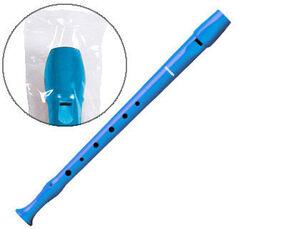 CAMPUS FLAUTA HOHNER PLASTICO COLOR AZUL CL. 9508 LIGHTBLU MAK630744