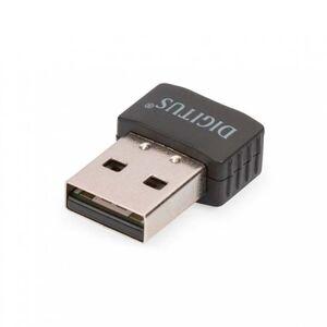 ADAPTADOR MINI USB DIGITUS INALAMBR.