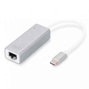 ADAPTADOR DIGITUS ETHERNET USBTYPE-C
