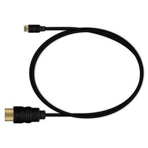 CABLE MEDIARANGE HDMI A MICRO HDMI 1M