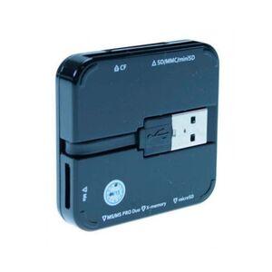 LECTOR TARJETAS MEDIARANGE USB2.0