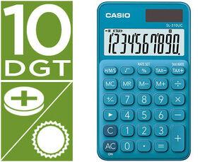 CASIO CALCULADORA CASIO SL310UC AZUL SL-310UC-BU MAK247851