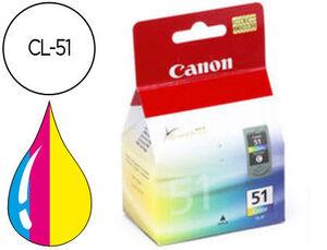 CARTUCHO CANON 51 CL51 COLOR * 0618B001 MAK167940
