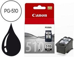 CARTUCHO CANON 510 PG510 NEGRO PG-510 MAK167348
