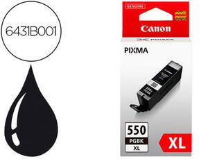 CARTUCHO CANON 550XL PG550XL NEGRO 6431B004 MAK166049