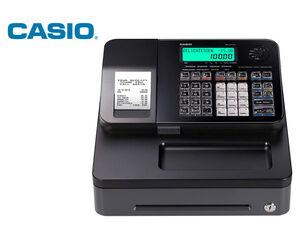 CASIO REGISTRADORA CASIO SE-S100 CAJON PEQ SE-S100SB-BK MAK248248