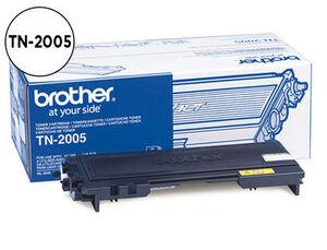 TONER BROTHER TN2005 NEGRO * TN-2005 MAK167454