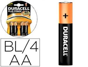BIC PILAS DURACELL RECARGABLE AA/BL.4UD S0560310 MAK749663