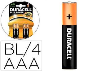 BIC PILAS DURACELL RECARGABLE AAA/BL.4UD RX03-B4 MAK749659