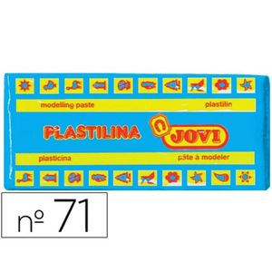 JOVI PLASTILINA JOVI MEDIANA 150G AZUL CLA 7112 MAK630124