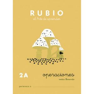 CUADERNO RUBIO PROBLEMAS 2-A/10UD 630294