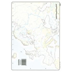MAPA MUDO EUROPA POLITICO 00165502 MAK630352