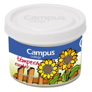 CAMPUS TEMPERA CAMPUS 40ML BLANCO @@@ G40-5WH MAK630396