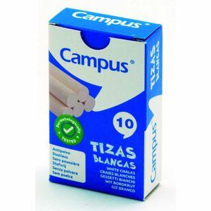 TIZAS CAMPUS BLANCO /CAJA 10U  630777