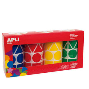 APLI GOMETS APLI GEOMET 4ROLLO AZ/RO/AM/VE 10753 MAK649299