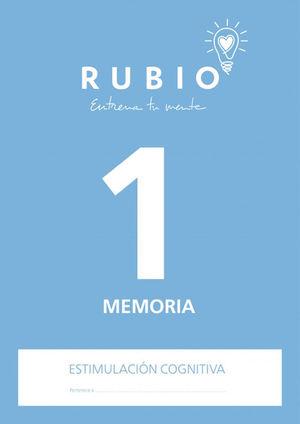 RUBIO CUADER. RUBIO MEMORIA NIV.1 P5 E.C.MEMOR.N.1 MAK655278