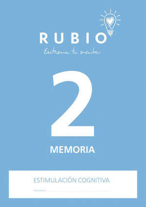 RUBIO CUADER. RUBIO MEMORIA NIV.2 P5 E.C.MEMOR.N.2 MAK655279