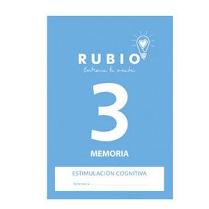 RUBIO CUADER. RUBIO MEMORIA NIV.3 P5 E.C.MEMOR.N3 MAK655280