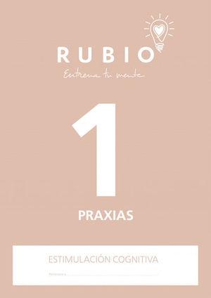 RUBIO CUADER. RUBIO PRAXIAS NIV.1 P5 E.C.PRAXIA N1 MAK655281