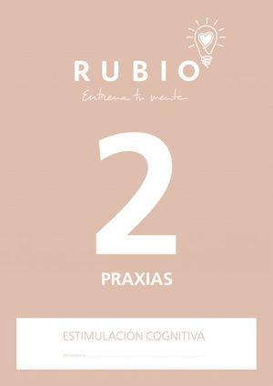 RUBIO CUADER. RUBIO PRAXIAS NIV.2 P5 E.C.PRAXIA N2 MAK655282