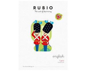 RUBIO CUADER. RUBIO ENGL.NUMBERS P.5 ENGLI.NUMBERS MAK655297
