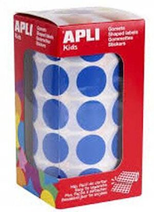 APLI GOMETS APLI CIRCULO 20 AZUL 4860 4860 MAK655433