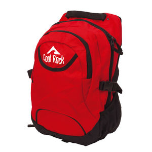 CAMPUS MOCHILA COOL ROCK BOLS.FRONTAL ROJA A04-RD MAK685324