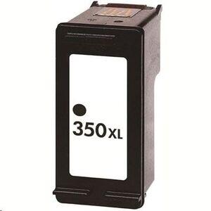 COMP. INKJET HP 350XL DESKJET D4260,D4360 PHOTOSMART C4280,C4380,C4385,4480,C4524,C4580,C5280,D5360 OFFICEJET J5730,J5780,J5785,J6410,J6415 NEGRO CAPACIDAD 350XL 27 ML  CB336EE