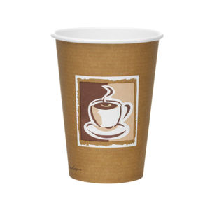 VASO CAFE CARTON 190CC /100UD 2295 MAK749641