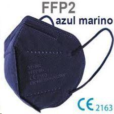 MASCARILLA FFP2 AZUL           749897