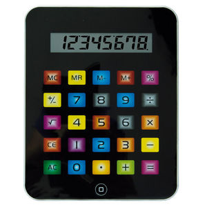 CAMPUS CALCULADORA PLUS TABLET 19X24CM 785298 MAK785298