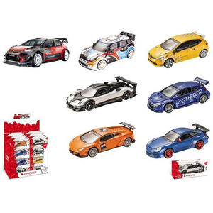 COCHE RACING COLLECTION 53166