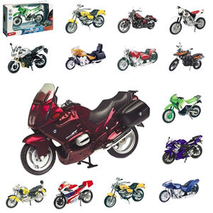 MOTORBIKE 55001 E 1:18