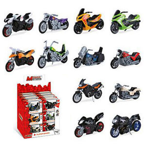 SUPER MOTORBIKE 55012 E 1:24