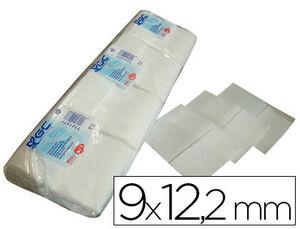 SERVILLETAS BLANCAS 17X17CM /400UD T221077 MAK749346