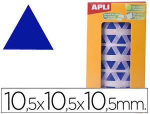 APLI GOMETS TRIANGUL 10,5 AZUL 4864 04864 MAK655215