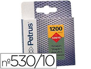 ESSELTE GRAPAS PETRUS CAJA 1200-530/10 77515 MAK075105