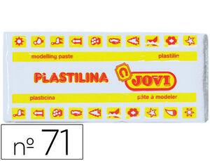 JOVI PLASTILINA JOVI MEDIANA 150G BLANCO 7101 MAK630126