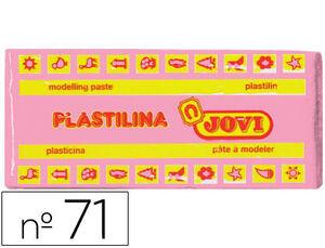 JOVI PLASTILINA JOVI MEDIANA 150G ROSA 7107 MAK630133