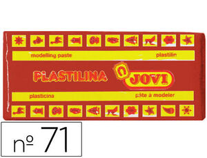 JOVI PLASTILINA JOVI MEDIANA 150G MARRON 7109 MAK630129
