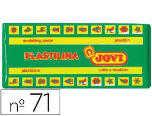 JOVI PLASTILINA JOVI MEDIANA 150G VERDE CL 7110 MAK630134