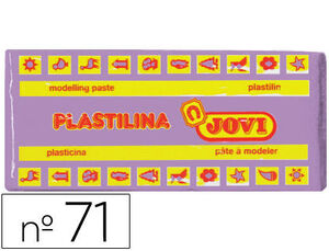 JOVI PLASTILINA JOVI MEDIANA 150G LILA 7114 MAK630128