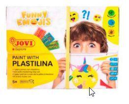 PLASTILINA KIT PARA PINTAR C.MONSTERS